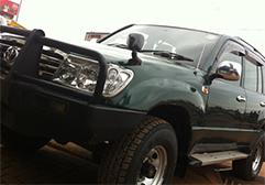 Budget Car Rentals in Rwanda