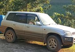 Rav4 Car Rental in Rwanda
