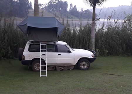 Nissan Patrol Car Rental in Rwanda