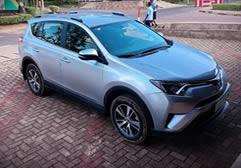 Toyota Rav4 Hire Rwanda