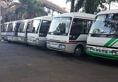 Coastal Bus Rentals in Rwanda